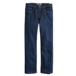 Boys 8-20 & Husky Urban Pipeline? Classic Relaxed Straight Jeans