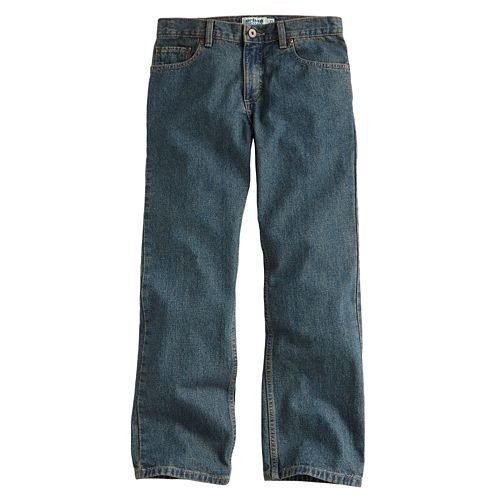 947f4a8e Boys 8-20 Urban Pipeline™ Classic Relaxed Straight Jeans In Regular, Slim &  Husky