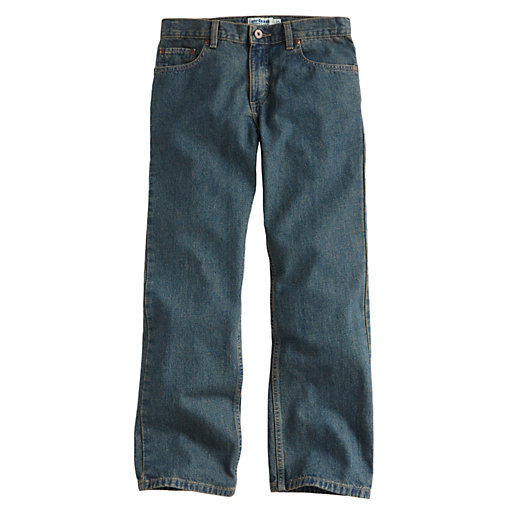 07282409 Boys 8-20 Urban Pipeline™ Classic Relaxed Straight Jeans In Regular, Slim &