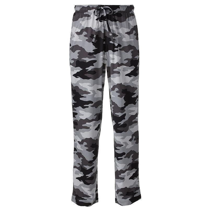 Apt. 9® Plaid Lounge Pants - Big and Tall