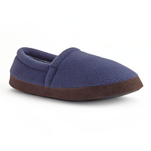 MUK LUKS Men's Fleece Slippers