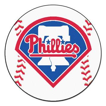 FANMATS Philadelphia Phillies Rug - 27'' Round