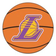 FANMATS Los Angeles Lakers Rug - 27'' Round