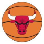 FANMATS Chicago Bulls Rug - 27'' Round