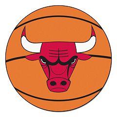 FANMATS Chicago Bulls Rug - 27'' Round