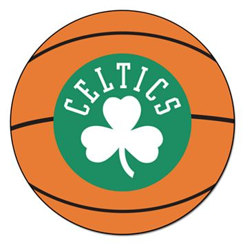 FANMATS Boston Celtics Rug - 27'' Round