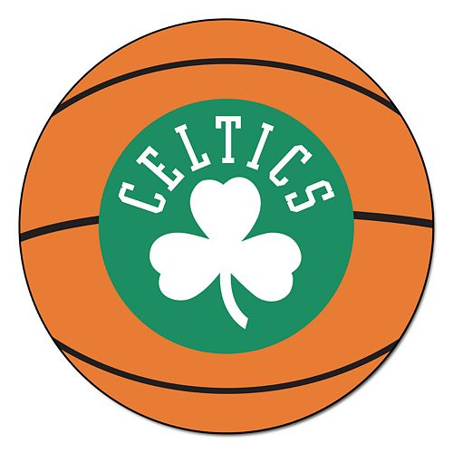 FANMATS Boston Celtics Rug - 27'' Round
