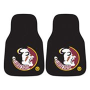 FANMATS 2 pkFlorida State Seminoles Car Floor Mats
