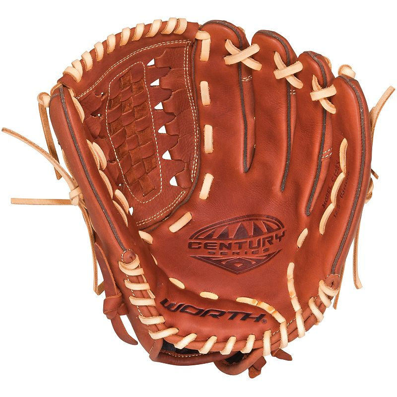 Worth Century 12.5-in. Right Hand Throw Fastpitch Softball Glove - Women
