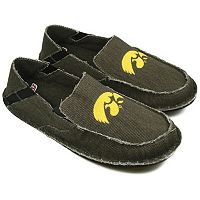 Men's Iowa Hawkeyes Cazulle Canvas Loafers