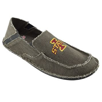 Men's Iowa State Cyclones Cazulle Canvas Loafers