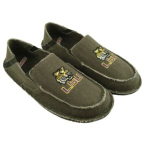 Men's LSU Tigers Cazulle Canvas Loafers