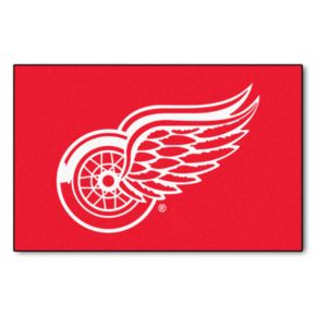 FANMATS Detroit Red Wings Starter Rug - 19'' x 30''