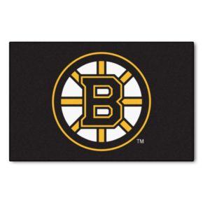 FANMATS Boston Bruins Starter Rug - 19'' x 30''
