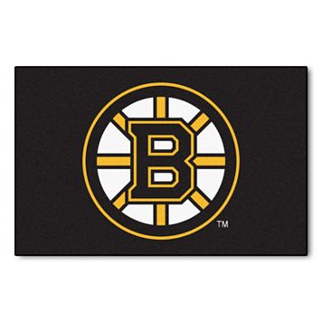 FANMATS Boston Bruins Starter Rug - 19'' x 30''