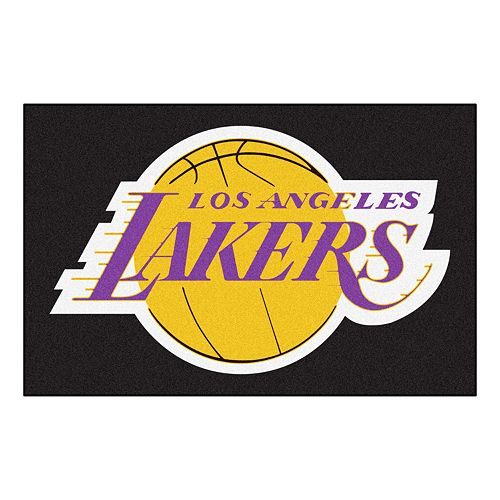 FANMATS Los Angeles Lakers Starter Rug - 19'' x 30''