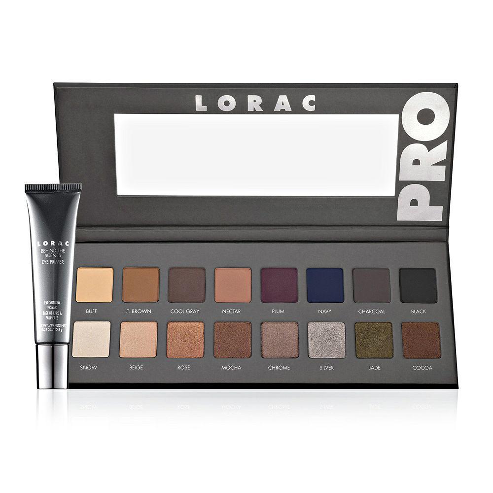 Lorac Pro Palette 2 With Mini Eye Primer