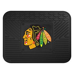 FANMATS Chicago Blackhawks Utility Mat - 14'' x 17''