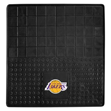 FANMATS Los Angeles Lakers Heavy Duty Cargo Mat - 31'' Square