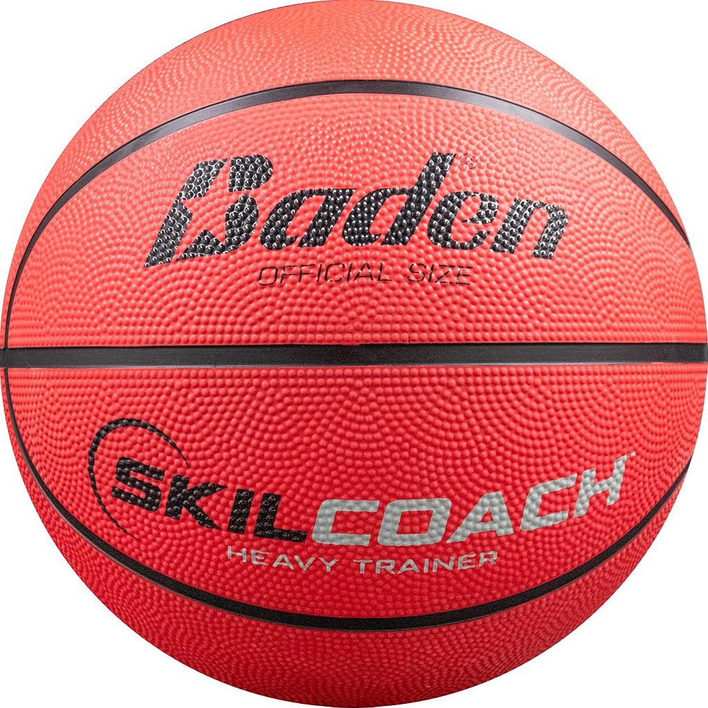 Baden SkilCoach 29.5-in. Heavy Trainer Rubber Basketball