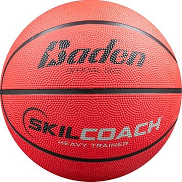 Baden SkilCoach 29.5-in. Heavy Trainer Rubber Basketball
