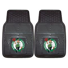 FANMATS 2-pk. Boston Celtics Heavy Duty Car Floor Mats