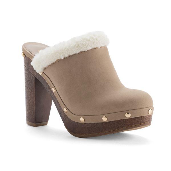 High Heel Clogs For Women
