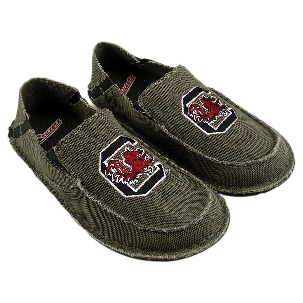 Men's South Carolina Gamecocks Cazulle Canvas Loafers