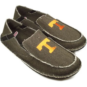 Men's Tennessee Volunteers Cazulle Canvas Loafers