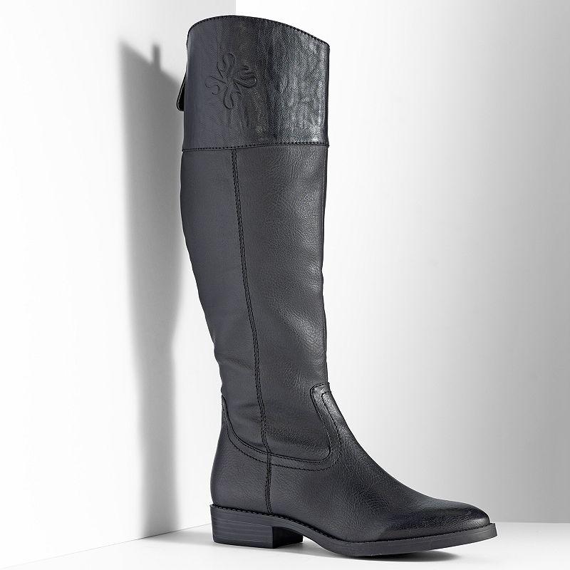 More from Simply Vera Vera Wang. DETAILS. Simply Vera Vera Wang. Flicker High Heel Slouch Boots. $ $ from Kohl's. BUY. DETAILS. Simply Vera Vera Wang.