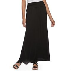 Juniors' Joe B Knit Maxi Skirt