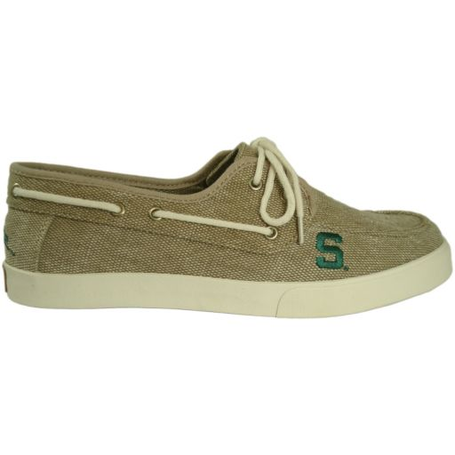 Men's Michigan State Spartans Captain Boat Shoes