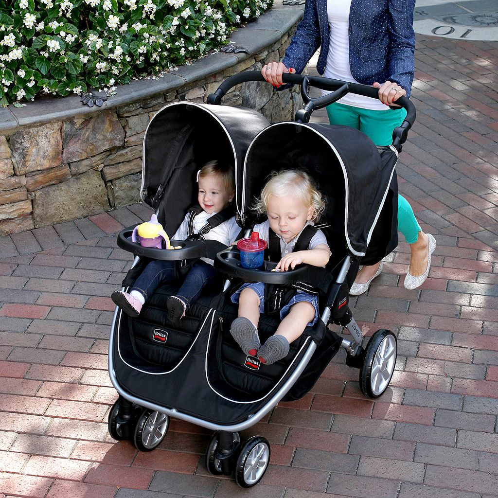 Britax B-Agile 2015 Double Stroller Child Snack Tray