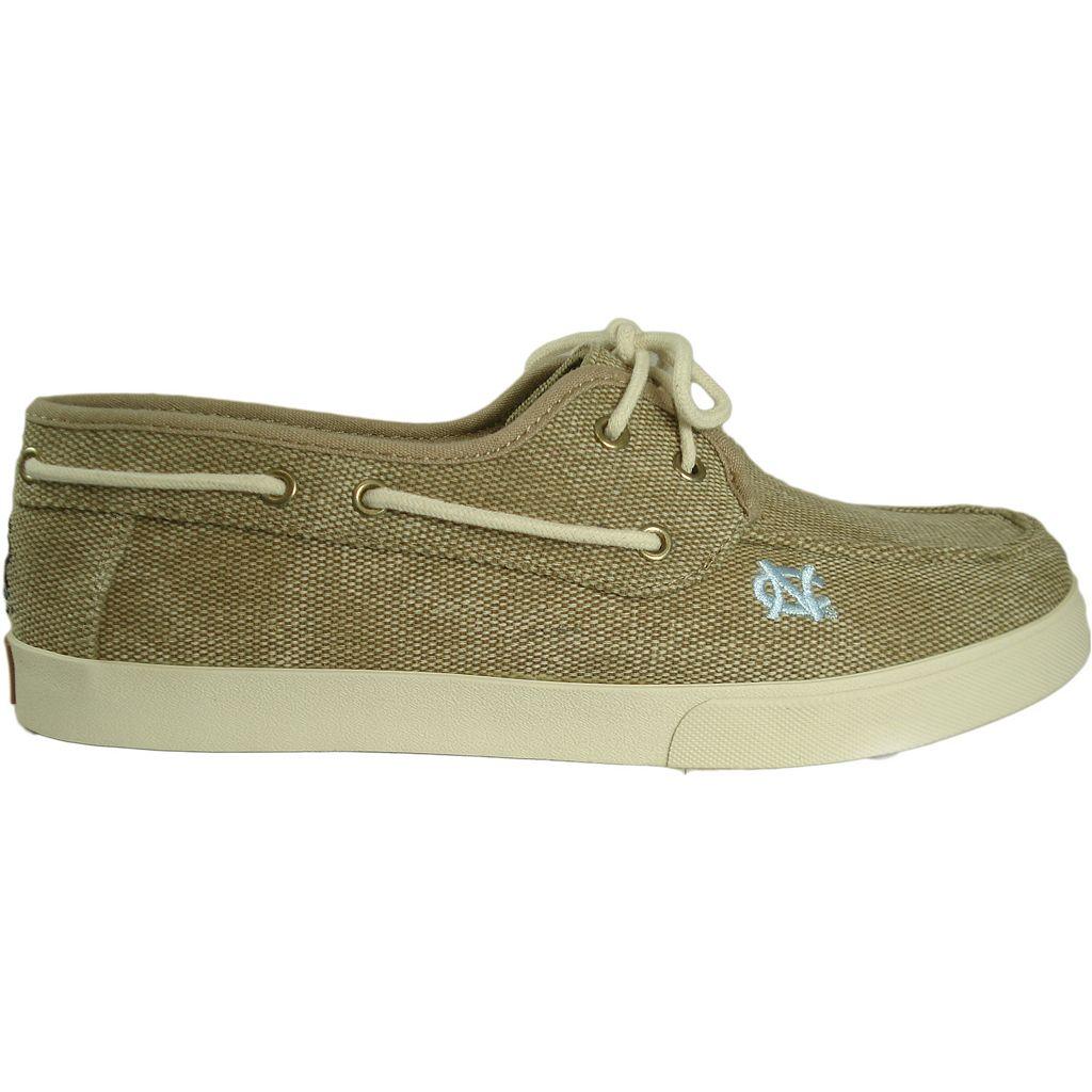 Men's North Carolina Tar Heels Captain Boat Shoes