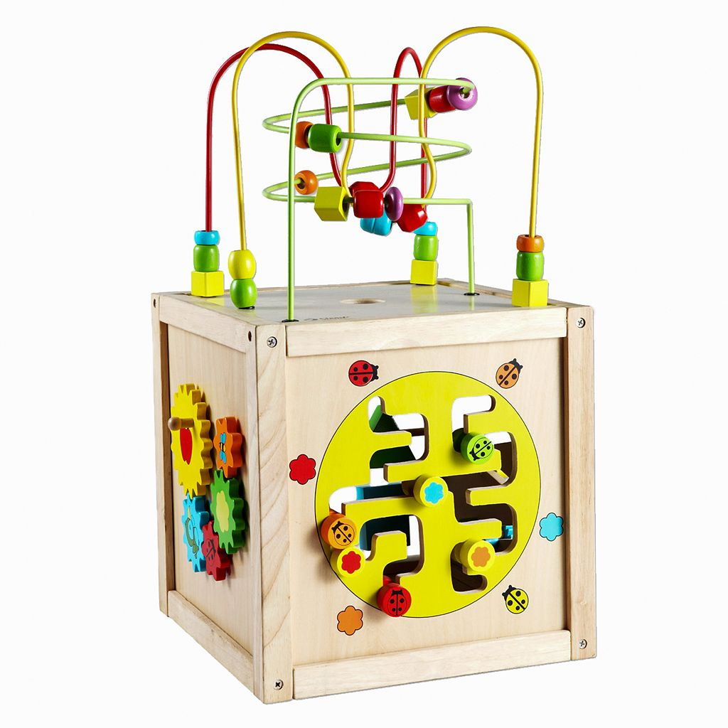 Classic Toy Multi-Activity Cube