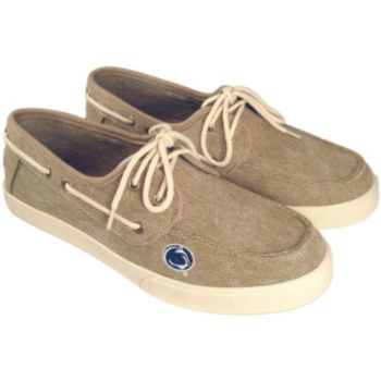 Men's Penn State Nittany Lions Captain Boat Shoes