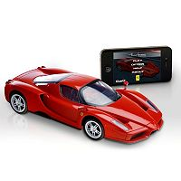 Silverlit Enzo Ferrari iOS App-Controlled RC Car