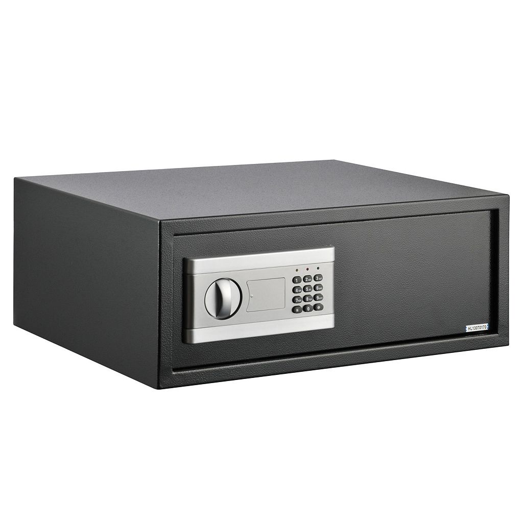 Stalwart Electronic Steel Digital Safe