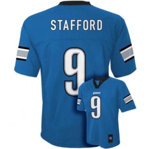 Boys 4-7 Detroit Lions Matthew Stafford Jersey