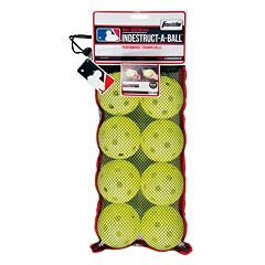 Franklin Sports MLB Indestruct-A-Ball 9 in Training Baseballs