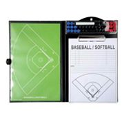 Franklin Sports MLB Multifunction Coach's Clipboard Set