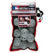 Franklin Sports MLB Indestruct-A-Ball 5 in Micro Training Baseballs