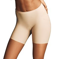 Maidenform Shapewear Sleek Smoothers Boyshorts 2060 - Women's