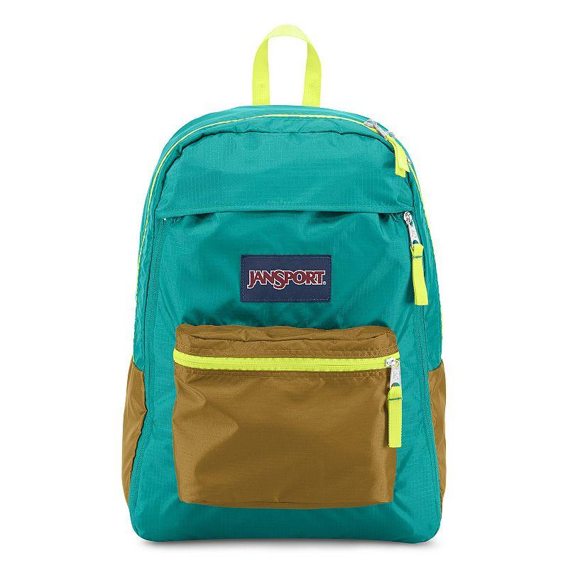 Gym Bag Jansport: Drawstring Zipper Backpack