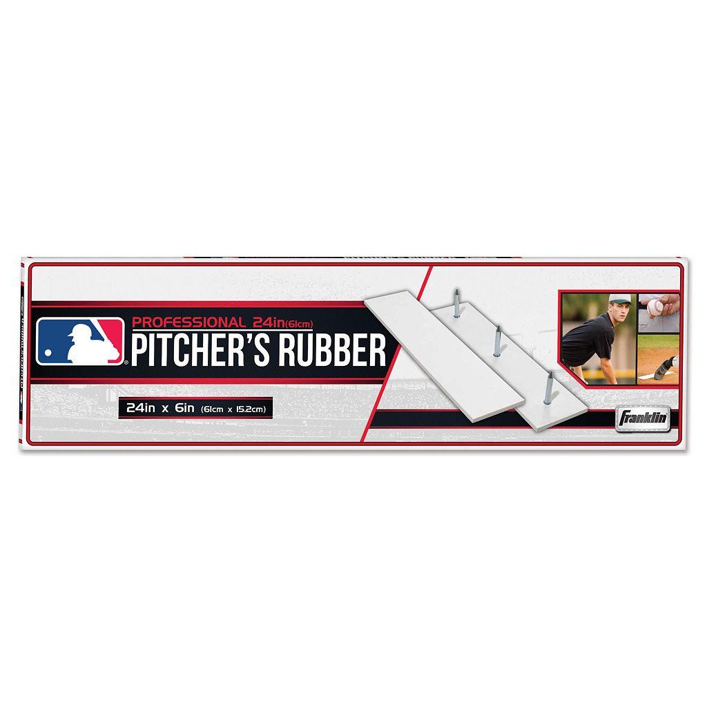 Franklin MLB 24-in. Baseball / Softball Pitcher's Rubber