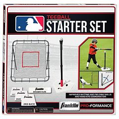 Franklin Sports MLB T-Ball Starter Set