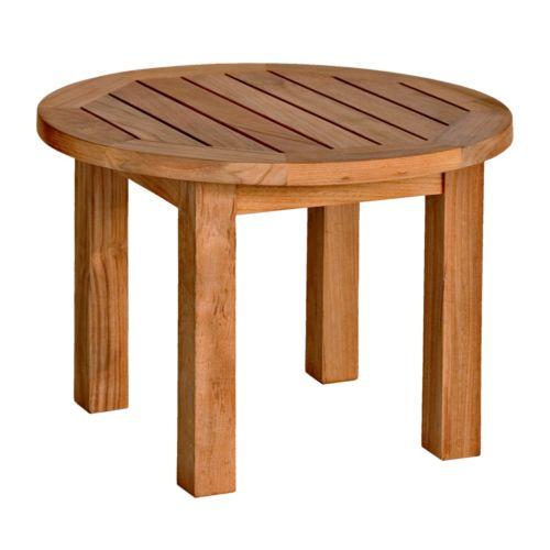 Three Birds Casual Canterbury 15-in. Side Table - Indoor & Outdoor