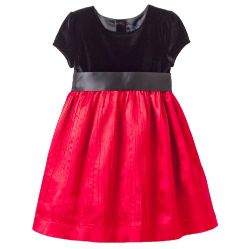 Kohl'S Baby Christmas Dresses 74