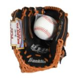 Franklin 9.5-in. Left Hand Throw T-Ball Glove & Ball Set - Youth