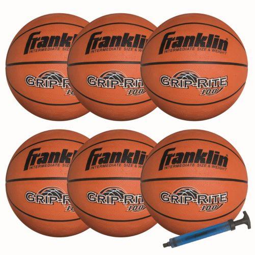 Franklin Grip-Rite 100 Basketball Team Pack